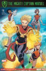 The Mighty Captain Marvel # 8