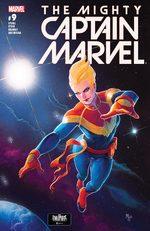 The Mighty Captain Marvel # 9