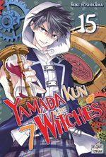 Yamada kun & The 7 Witches # 15