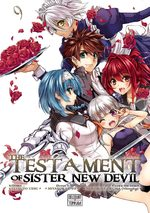 The testament of sister new devil # 9