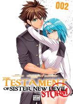 The testament of sister new Devil - Storm! 2 Manga