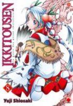Ikkitousen 8 Manga