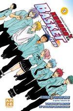 Kuroko's Basket Replace PLUS 3 Manga