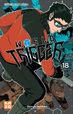 World Trigger # 18
