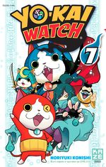 Yo-kai watch # 7