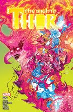 The Mighty Thor # 22