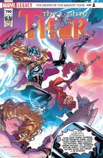 The Mighty Thor # 700
