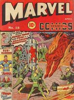 Marvel Mystery Comics # 18