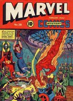 Marvel Mystery Comics # 28