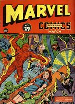 Marvel Mystery Comics # 29