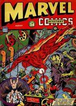 Marvel Mystery Comics 34