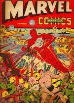 Marvel Mystery Comics 35
