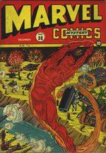 Marvel Mystery Comics 38