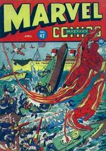 Marvel Mystery Comics 42