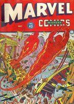 Marvel Mystery Comics 43