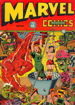 Marvel Mystery Comics 46