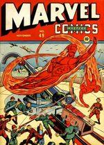 Marvel Mystery Comics 49