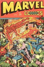 Marvel Mystery Comics 54