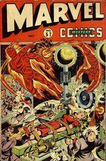 Marvel Mystery Comics 57