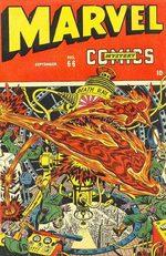 Marvel Mystery Comics 66