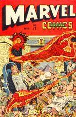 Marvel Mystery Comics 71
