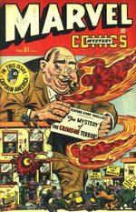 Marvel Mystery Comics 81