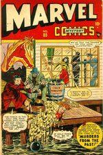 Marvel Mystery Comics 85