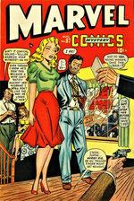 Marvel Mystery Comics 87