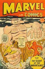 Marvel Mystery Comics 90