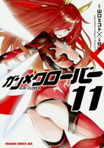 Gun×Clover 11 Manga