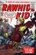 The Rawhide Kid # 6
