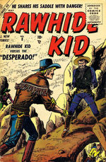 The Rawhide Kid # 8