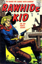 The Rawhide Kid # 14
