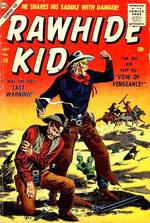 The Rawhide Kid # 15