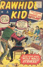 The Rawhide Kid # 18