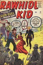 The Rawhide Kid # 19