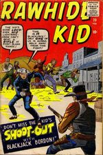 The Rawhide Kid # 20