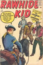 The Rawhide Kid # 21
