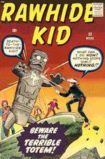The Rawhide Kid # 22