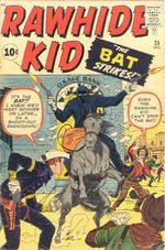 The Rawhide Kid # 25