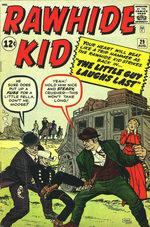 The Rawhide Kid # 29