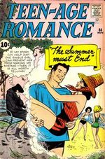 Teen-Age Romance # 84