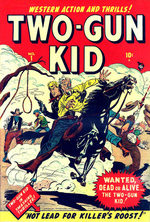Two-Gun Kid # 1
