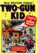 Two-Gun Kid # 9