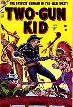 Two-Gun Kid # 12