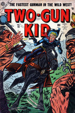 Two-Gun Kid # 15
