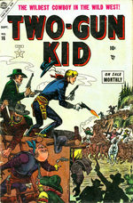 Two-Gun Kid # 16