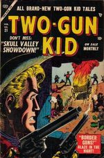 Two-Gun Kid # 21