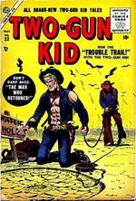 Two-Gun Kid # 23