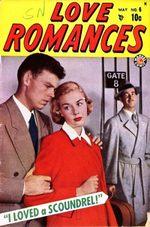Love Romances # 6